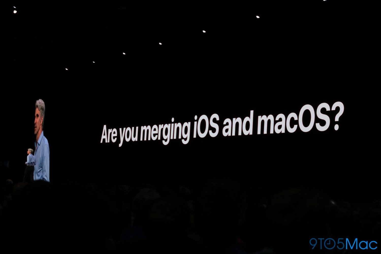 Craig Federighi Elaborates On Bringing Ios Apps To Mac Says Some