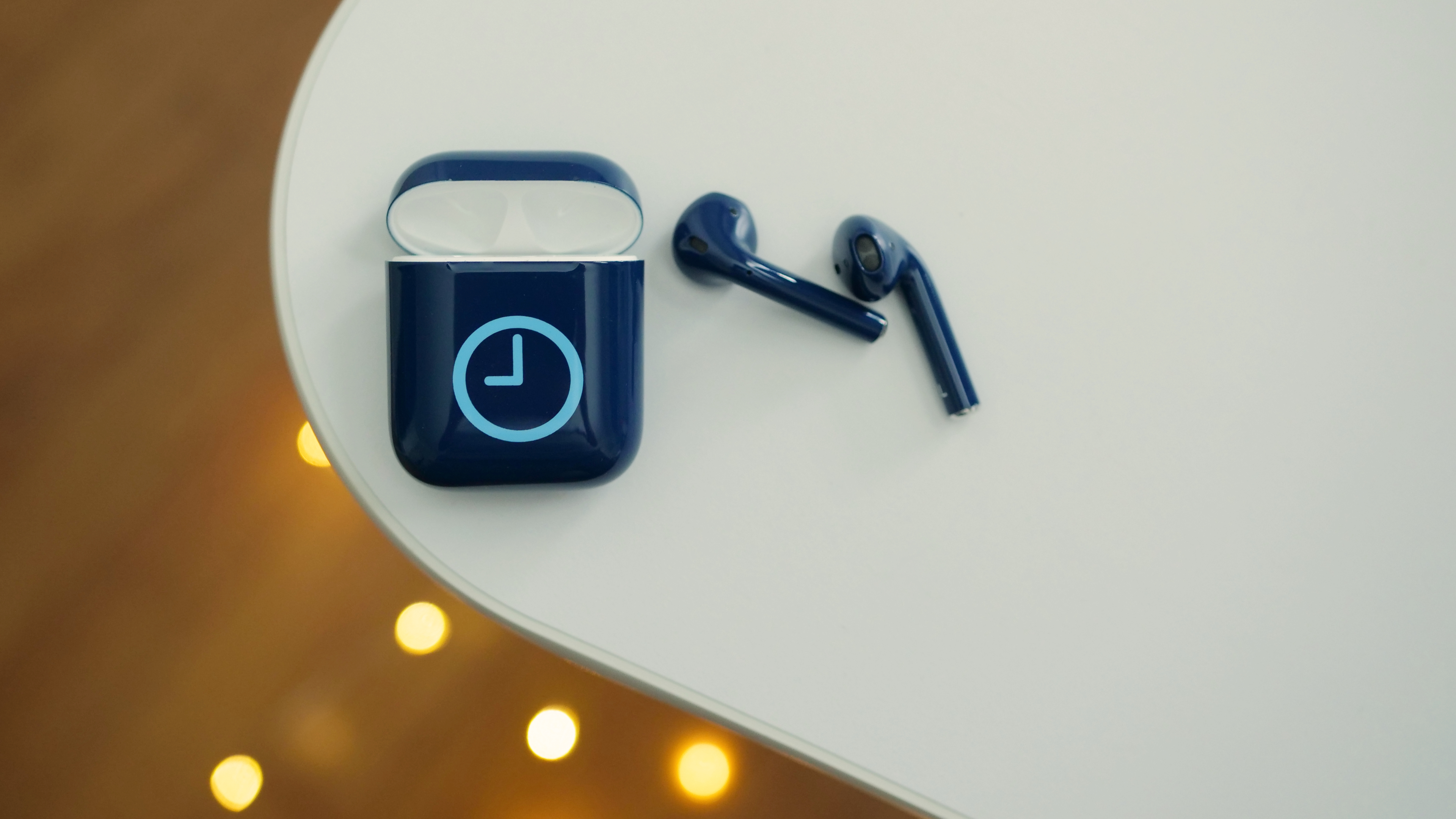 9to5Rewards: Win these customized dark blue '9to5Mac Edition' AirPods from Colorware
