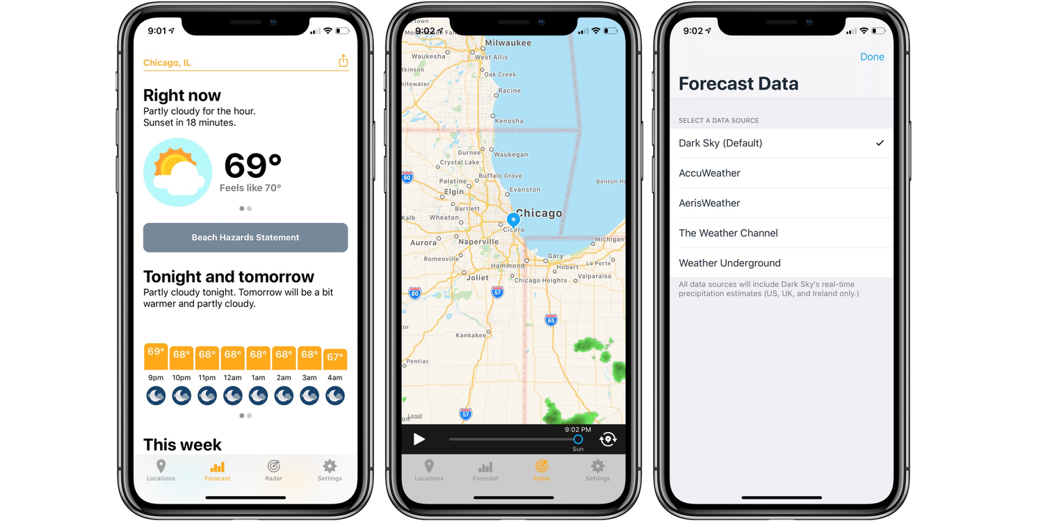 What S The Best Weather App For Iphone 9to5mac