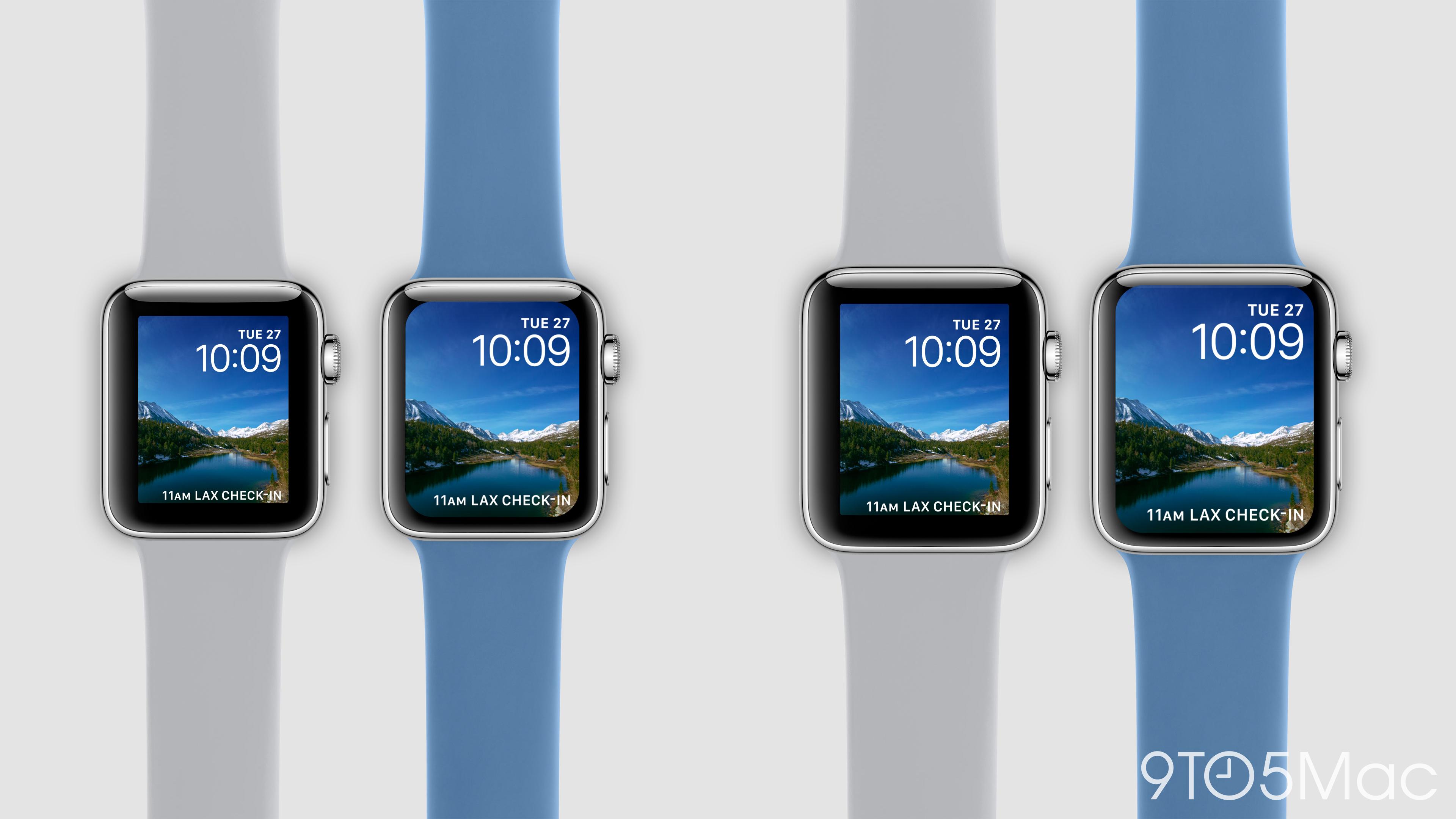dd81e94e08b Gallery: Visualizing an 11-inch iPad Pro and bezel-free Apple Watch ...
