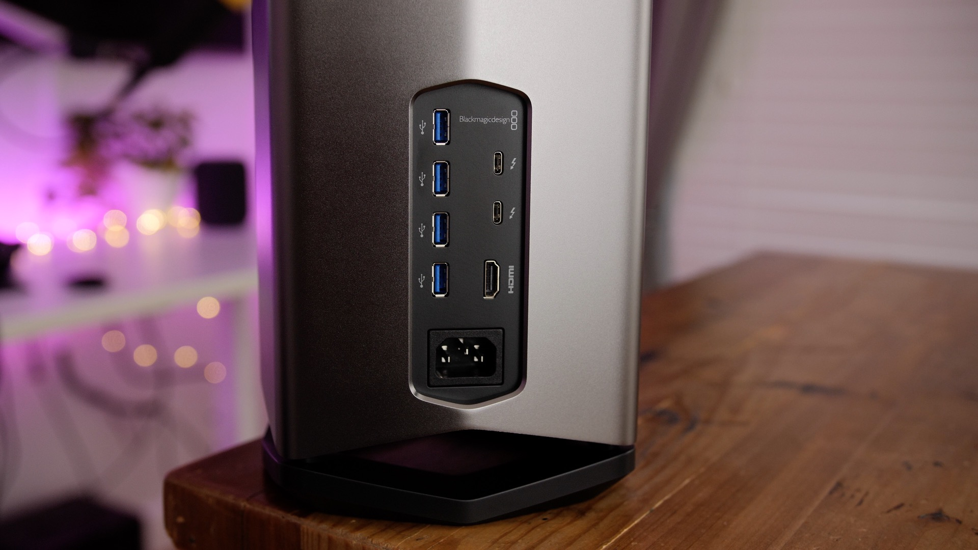Review: Blackmagic eGPU - quiet, beautiful, and limited in