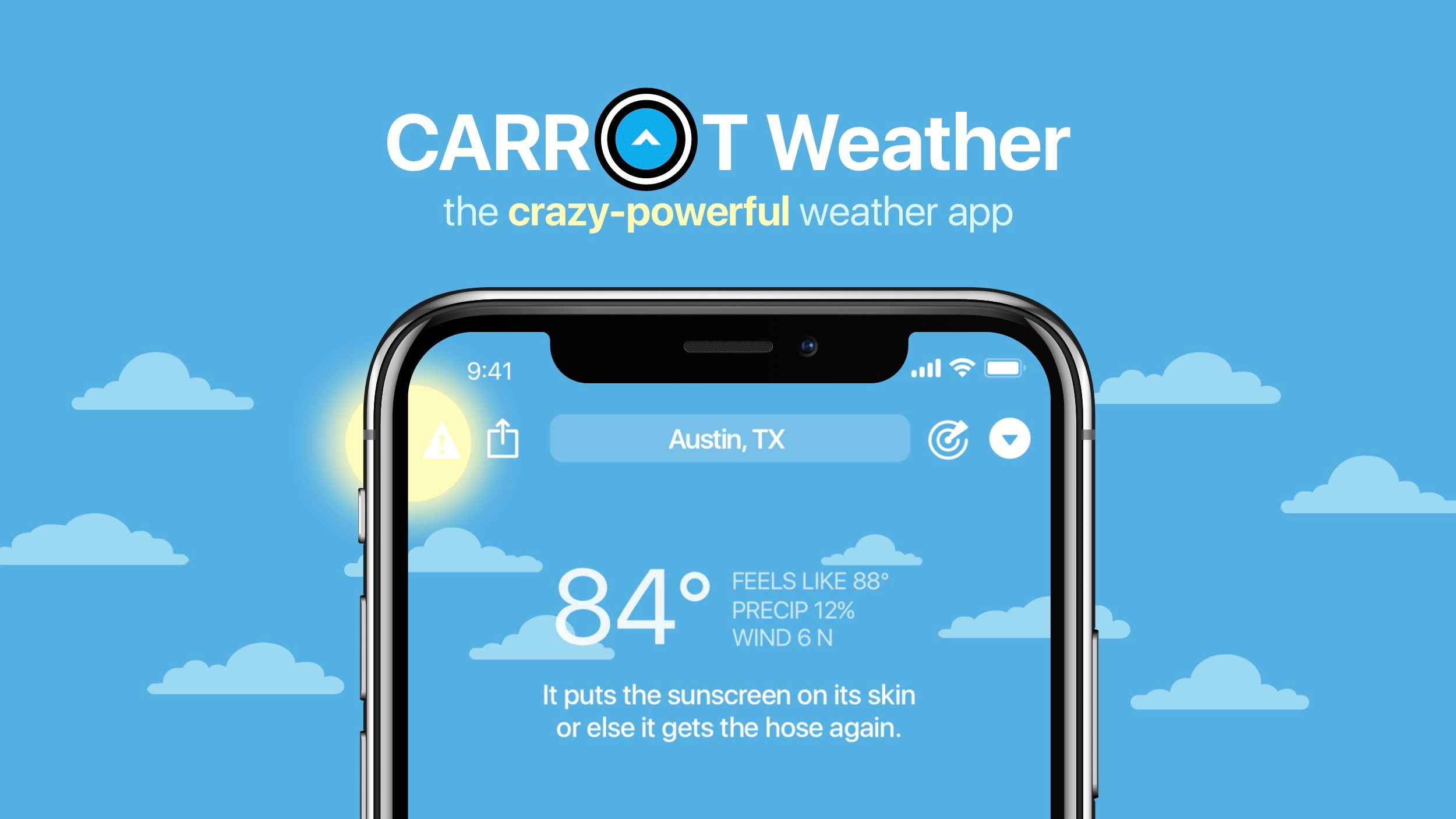 carrot weather adds support for apple watch series 4 siri shortcuts and siri watch face in latest update