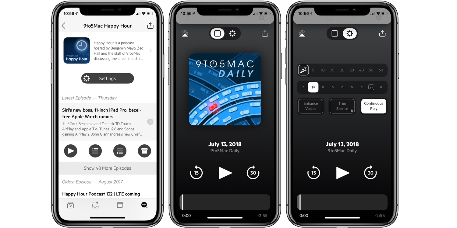 What's the best podcast app for iPhone? - 9to5Mac