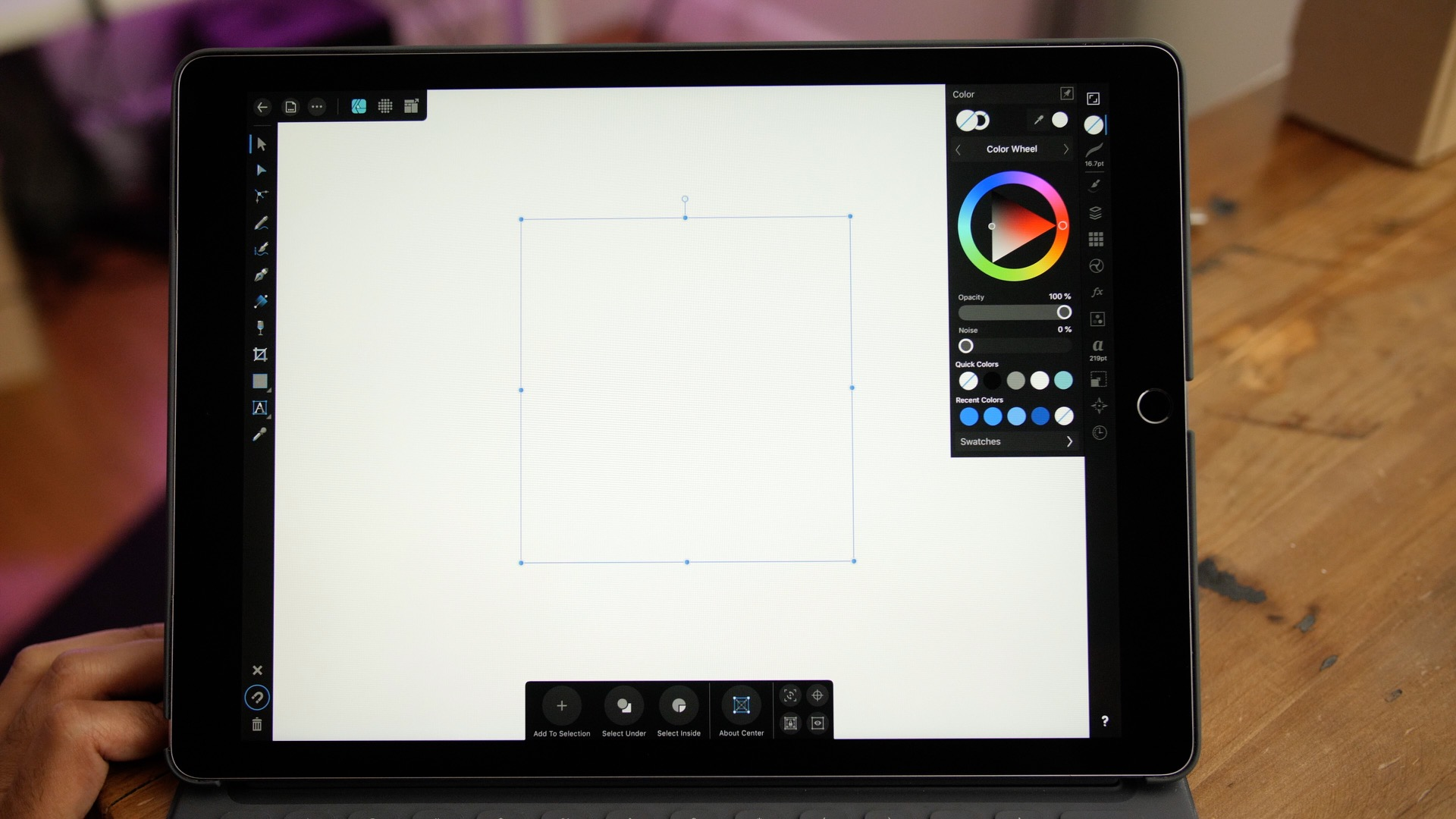 Affinity Designer for iPad 20 getting started tips and