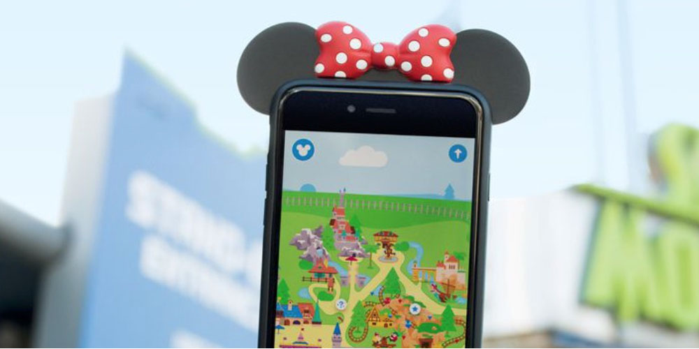 reverse ar disney app aims to entertain your family as you wait in line