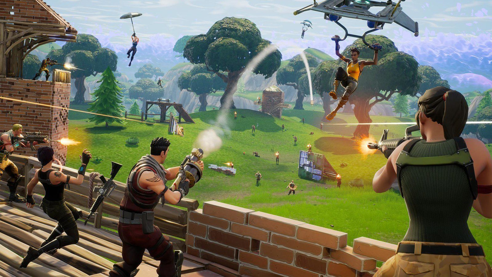 Fortnite Likely Coming To Apple Tv As Tvos Reference Found In Game