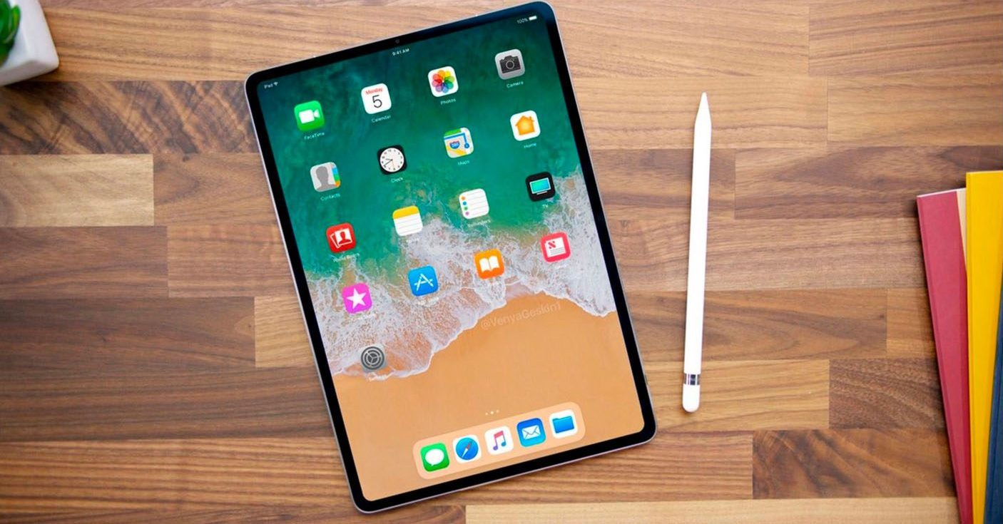 iOS 12 Beta 5 Hints at Rounded Corners for this Year's iPad Pro