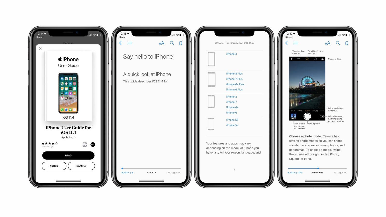 iPhone & iPad: How to get the official Apple user guides for free