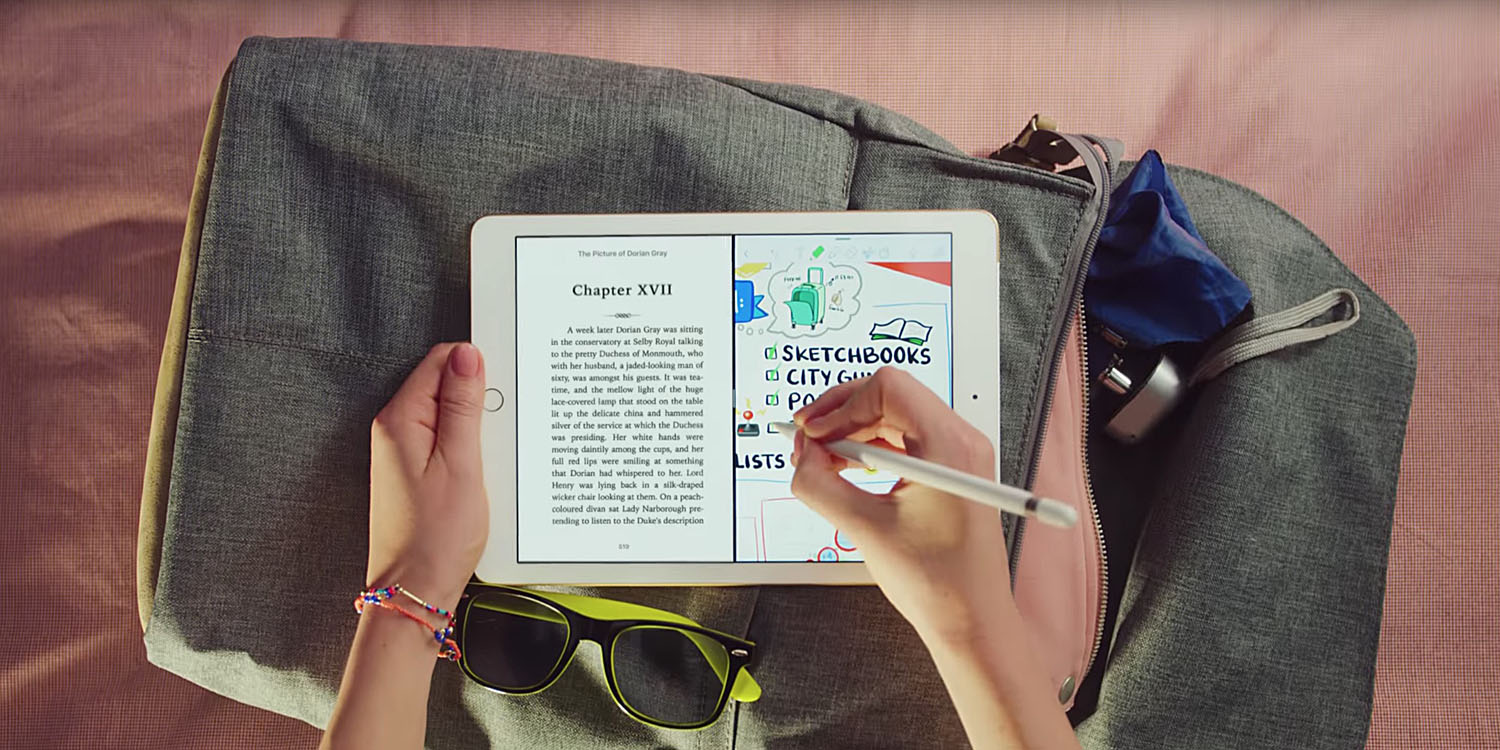 Four new Apple ads portray the iPad as the easier way to handle notes, paperwork and travel [Videos]