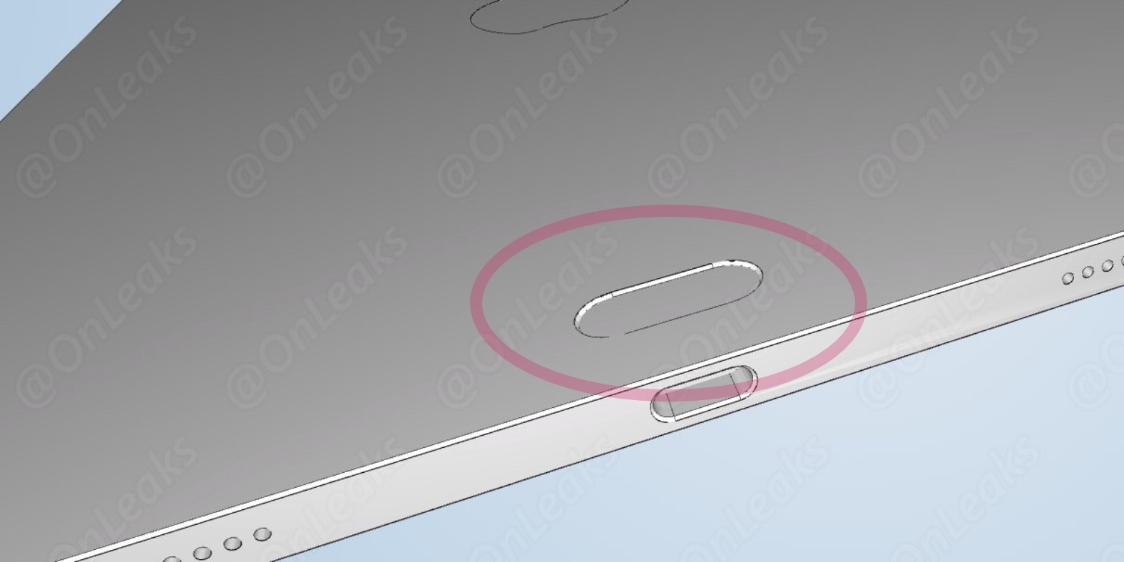 Purported 2018 iPad Pro CAD shows new location of Smart Connector