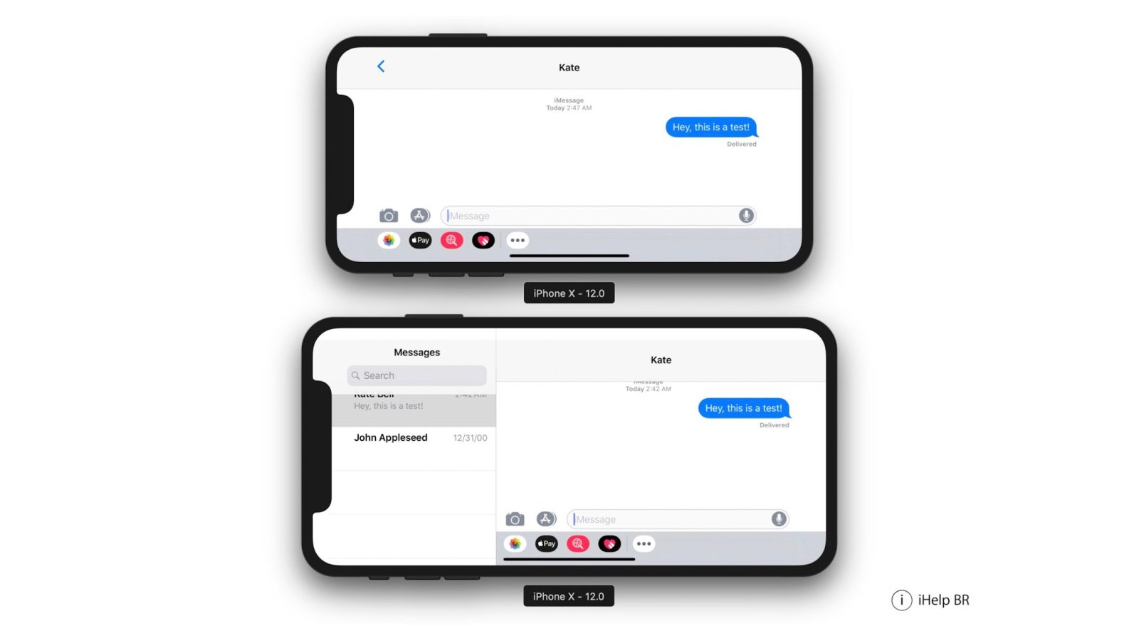 iOS 12 beta hints at rumored iPhone X Plus with iPad-like