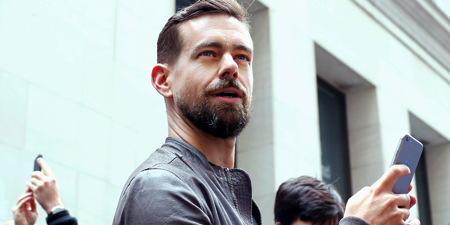 Twitter CEO Jack Dorsey visits Apple to give talk to marketing department, report says
