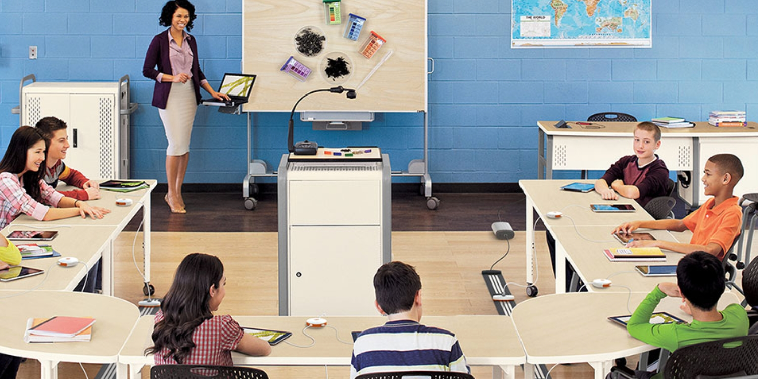 Making the Grade: Juice Mobile Power Solves Classroom Charging Woes
