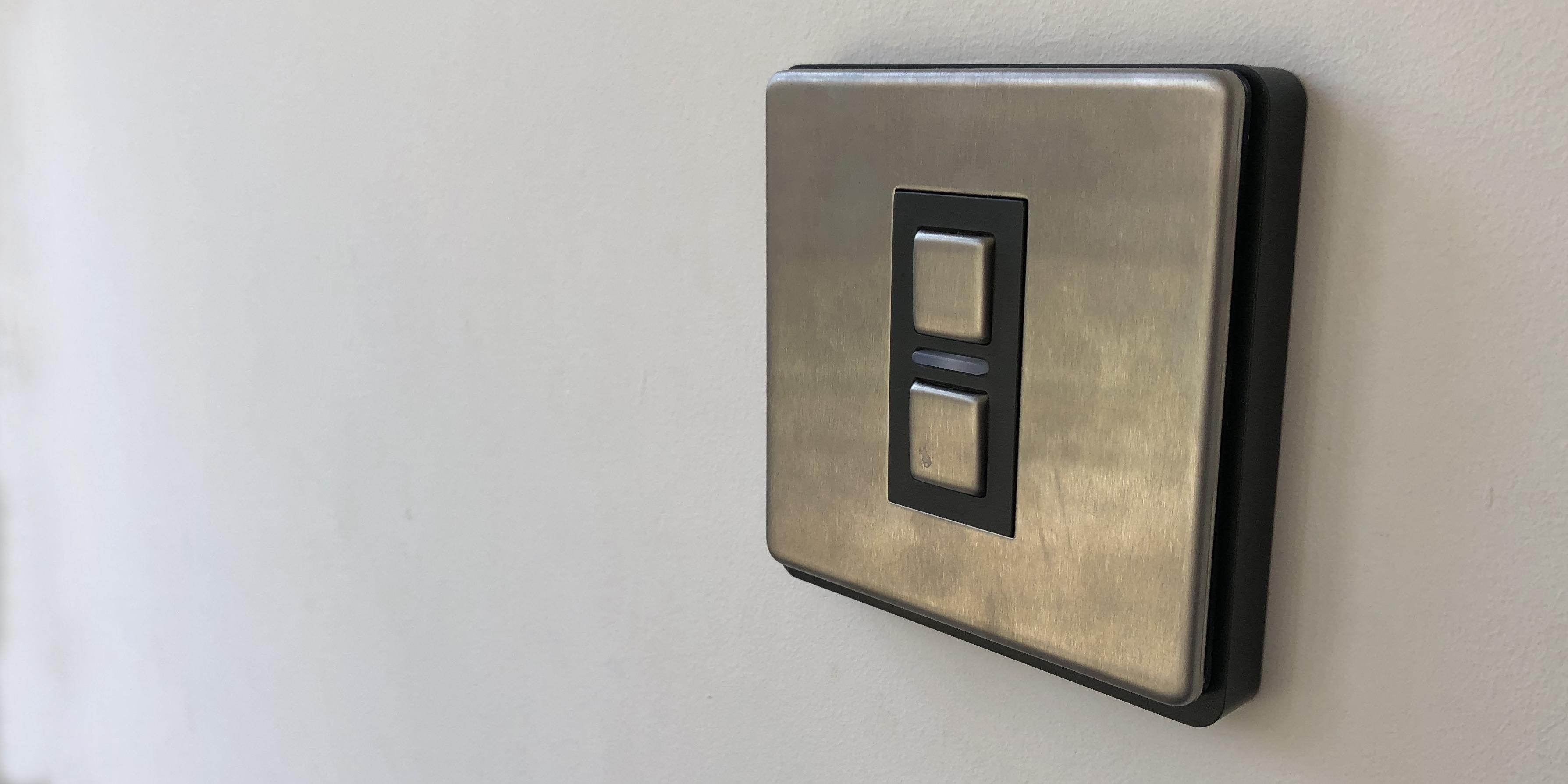 Review Lightwave Light Switch The Best Uk Homekit Solution For