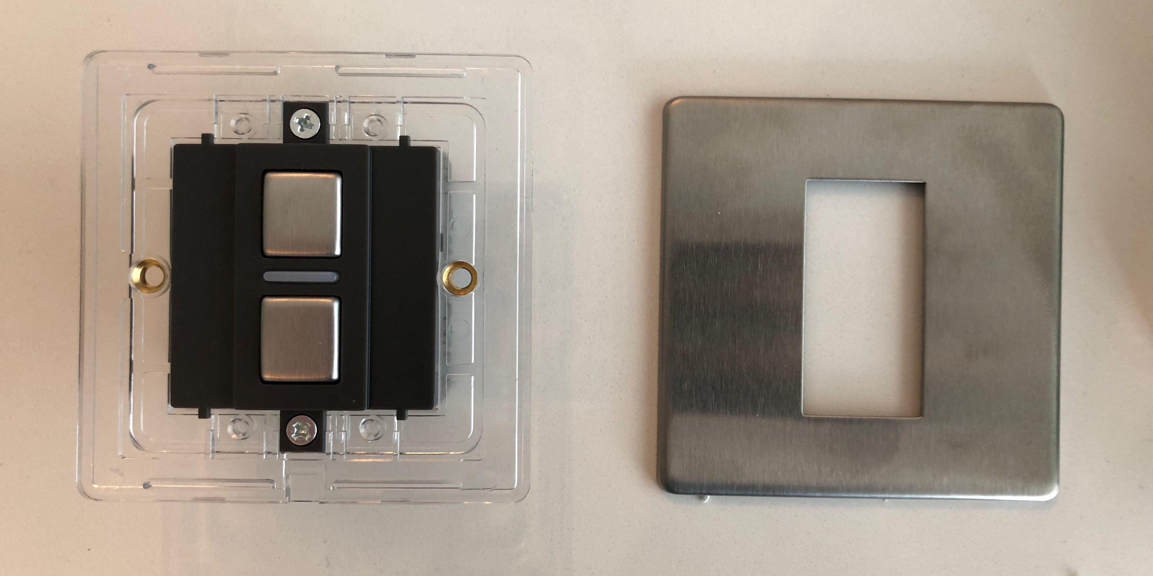 One Way Lighting Circuit Using Inline Switching