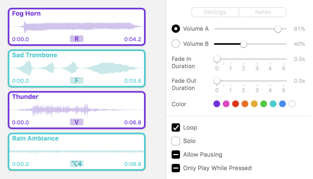 Farrago Soundboard App For Mac Gains Midi Support Accessibility