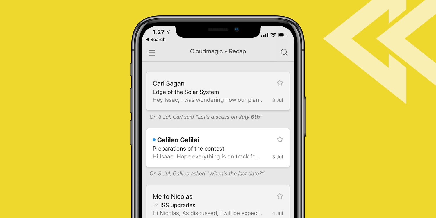 Popular Email Client Newton Mail Makes Surprise Return to App Store Following Summer Shut Down