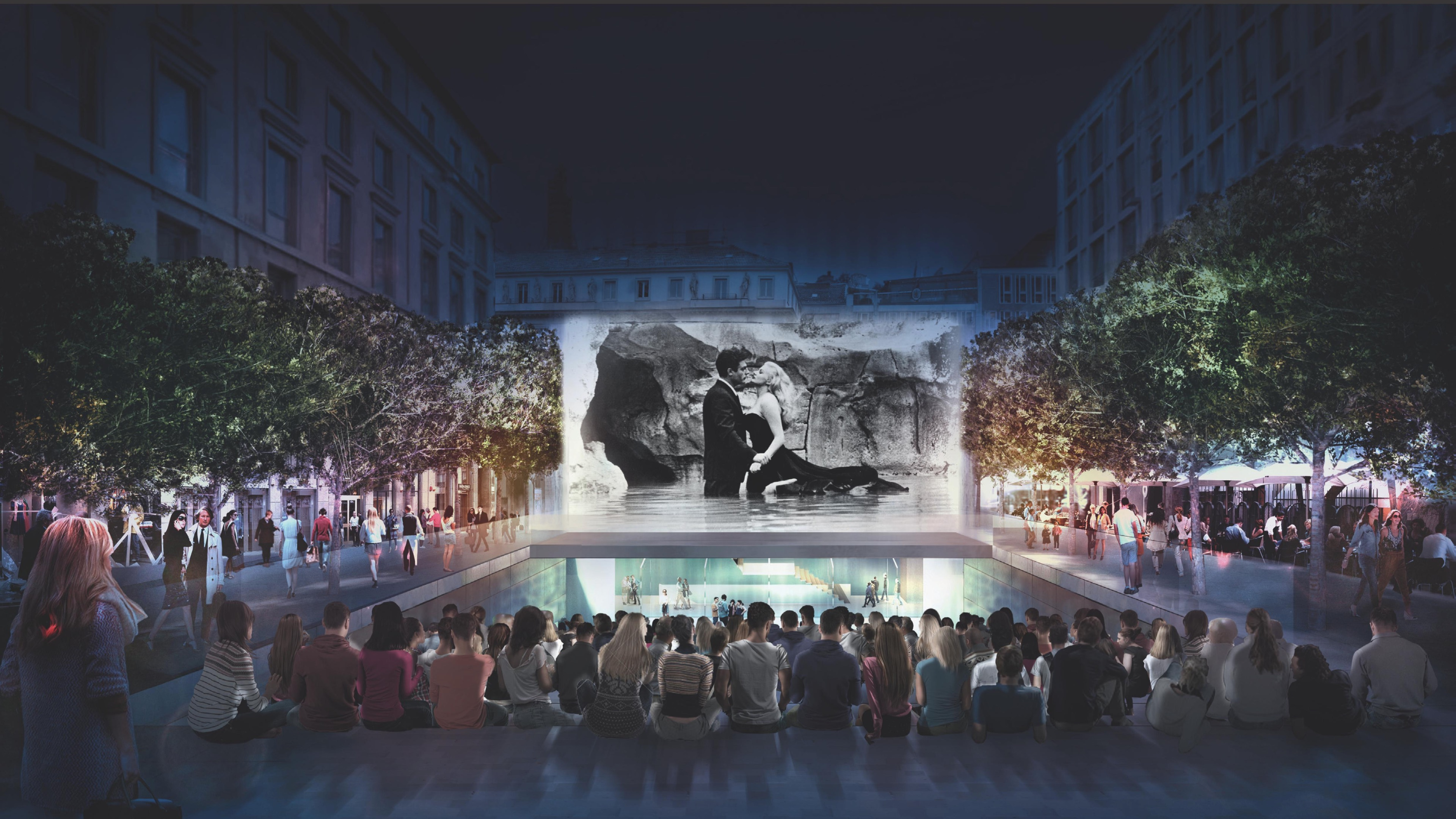 Apple's new outdoor amphitheater and retail store in Milan, Italy set to open on July 26th