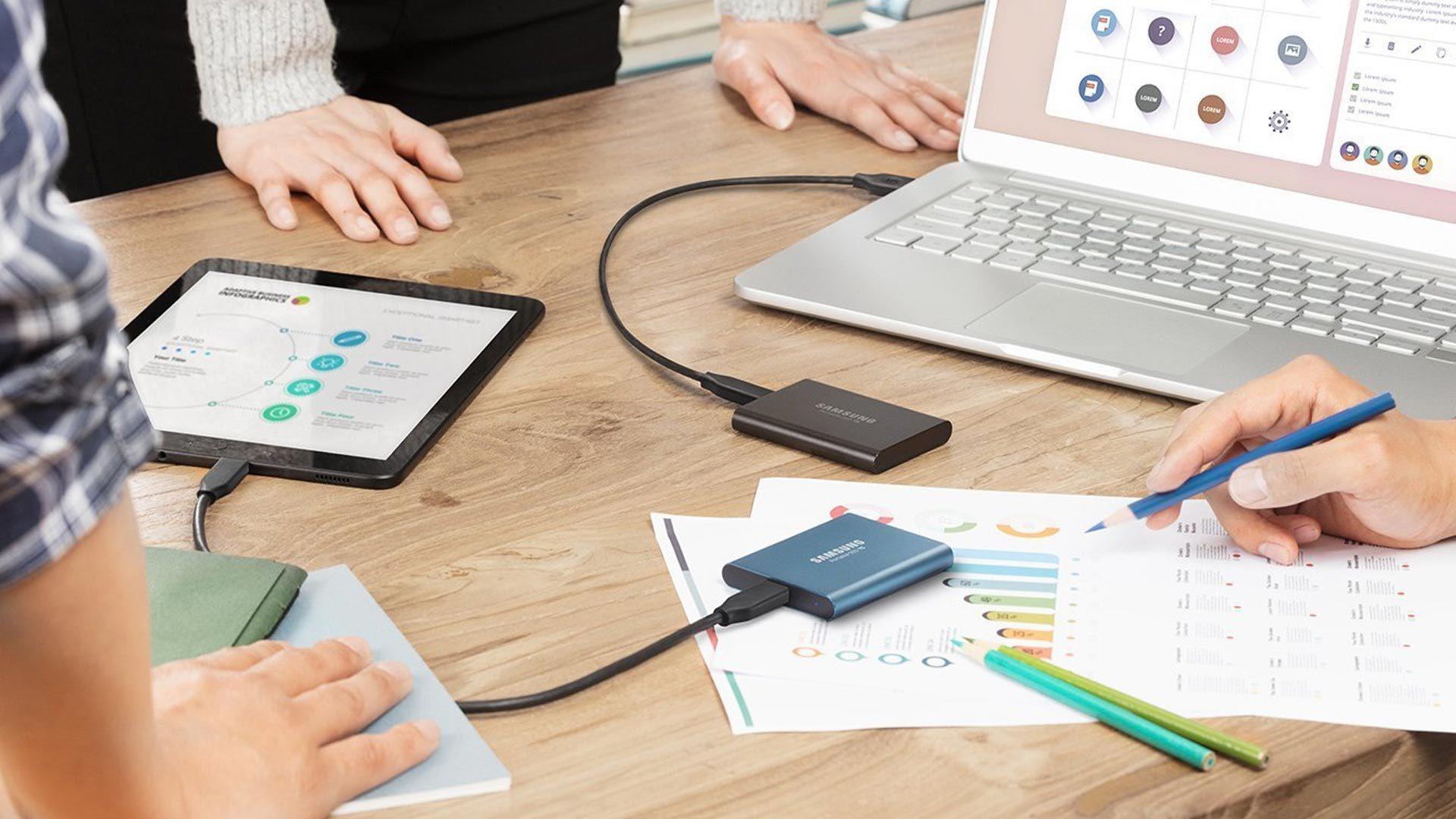 9to5Toys Last Call: Samsung 1TB USB-C SSD $270, iOttie