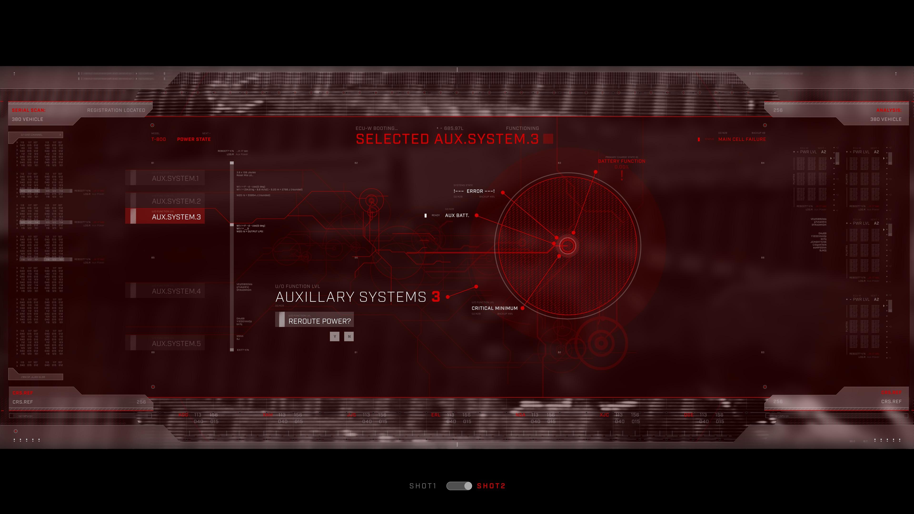 Adobe partners with Territory Studio to release Terminator 2 UI kit