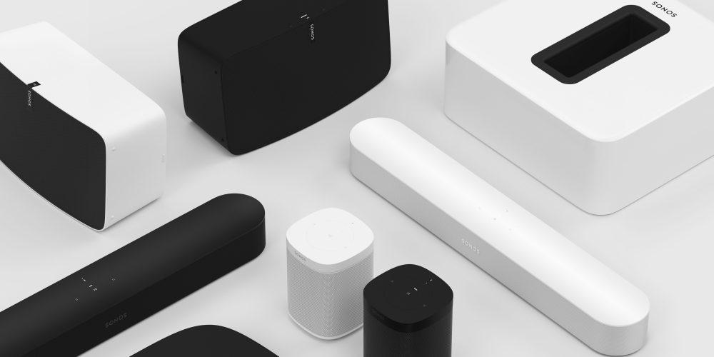 Sonos lineup