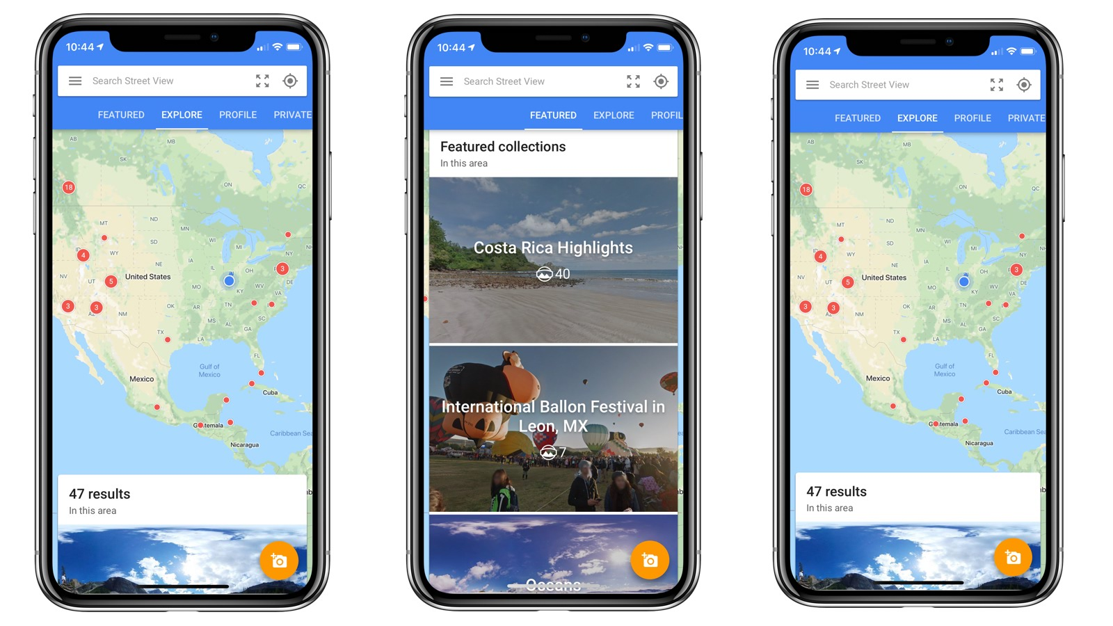 new arrival 764ae 5eb21 Google Street View for iOS updated with iPhone X optimization - 9to5Mac