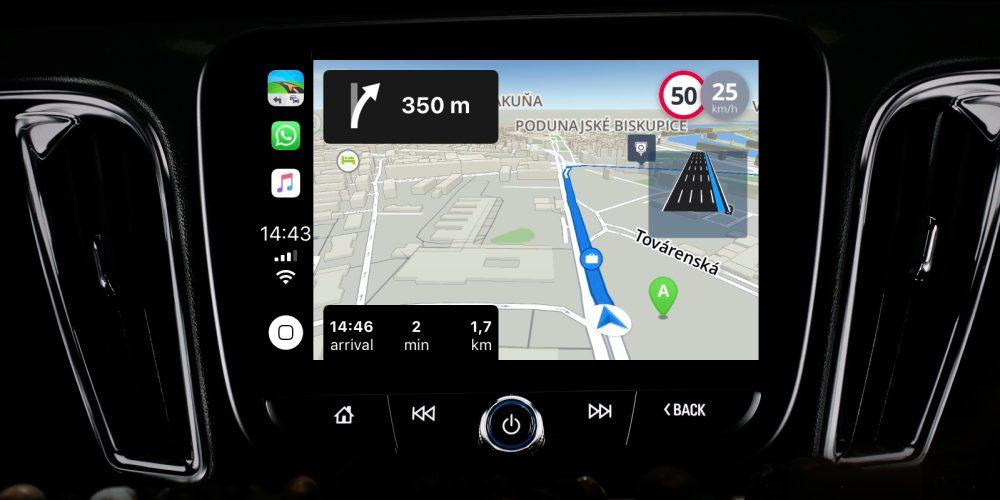 Offline maps app Sygic teases iOS 12 CarPlay integration - 9to5Mac