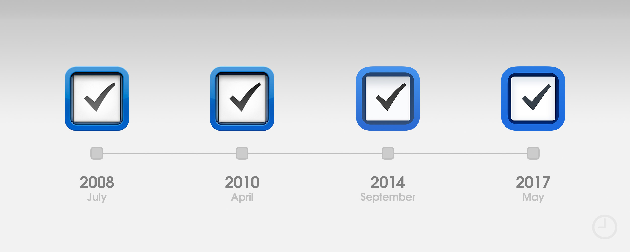 10 years of the App Store: The design evolution of the