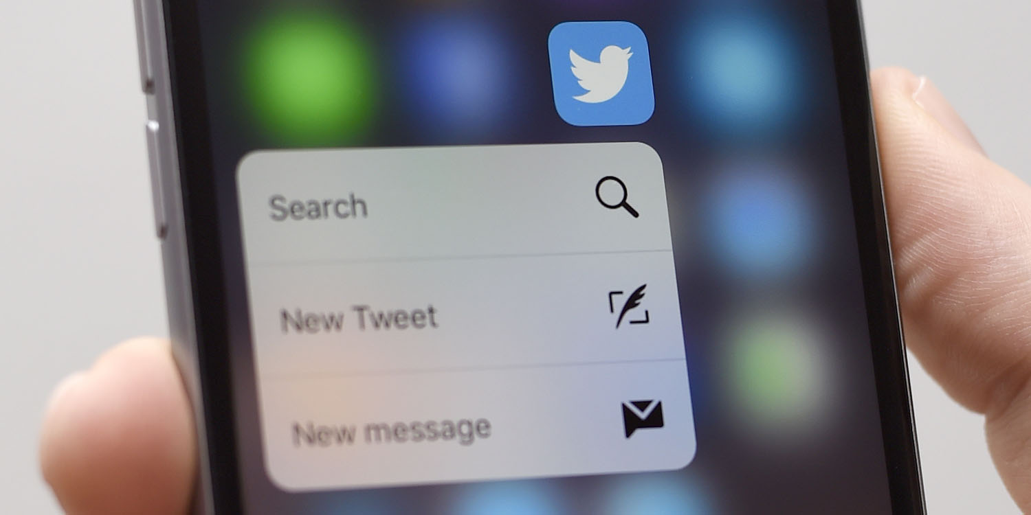 Twitter for iPhone and iPad dropping iOS 9 support in next update