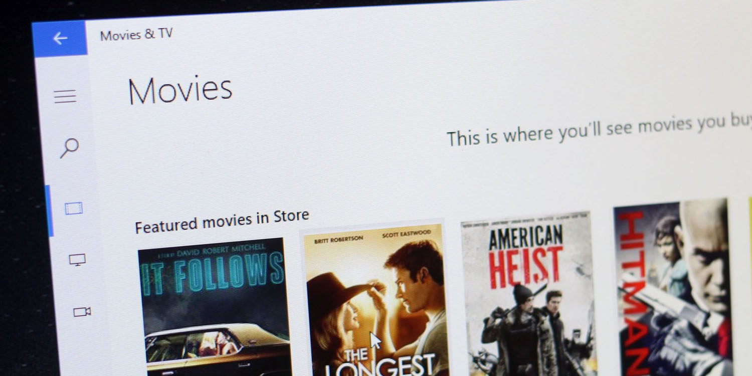 Microsoft planning iOS app for its Movies & TV service