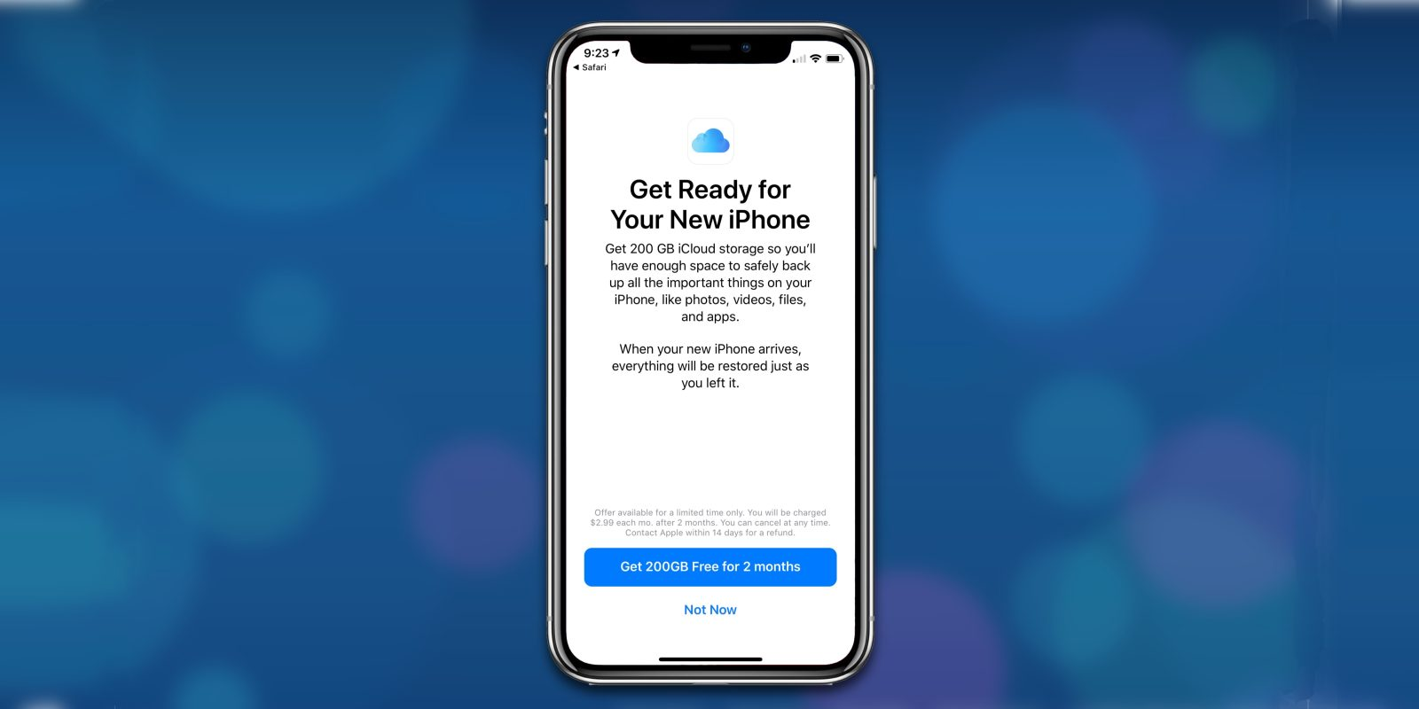 Apple partners with US carriers to offer 2 free months of