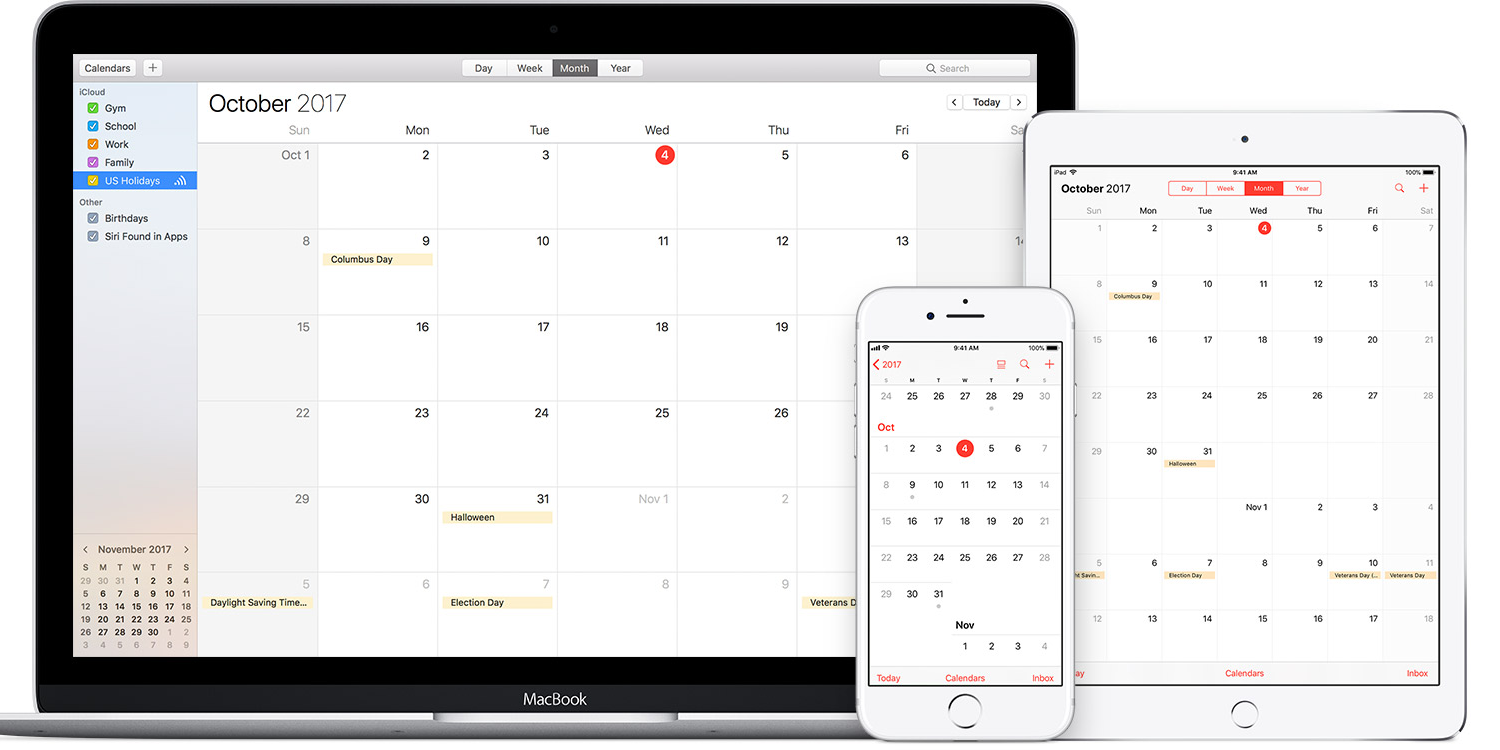 Calendar Apple : What s the best calendar app for iphone to mac