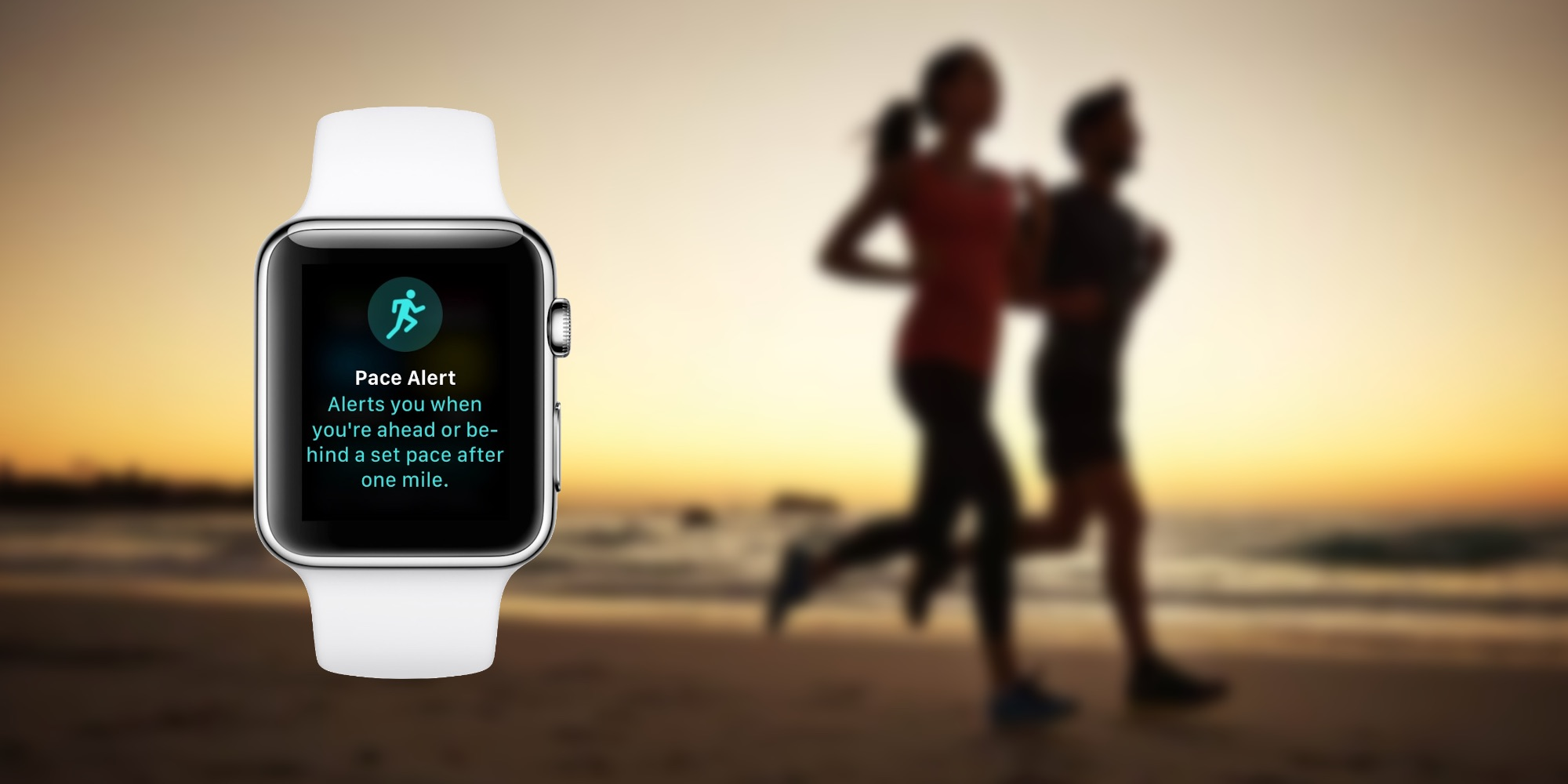 Using Apple Watch running cadence and