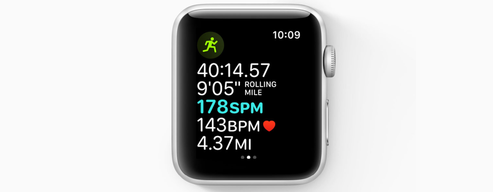 Feature Request: NRC-style Apple Watch run tracking achievements like fastest 5K
