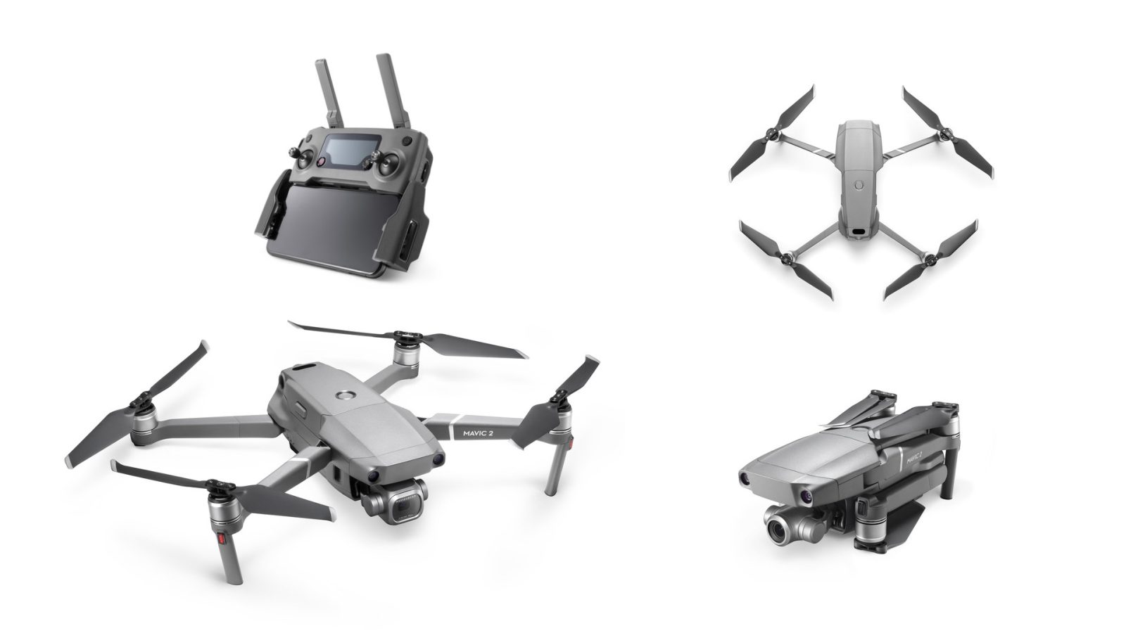 Mavic DJI 2 Zoom/Pro drones unveiled: Hasselblad cam/2x optical