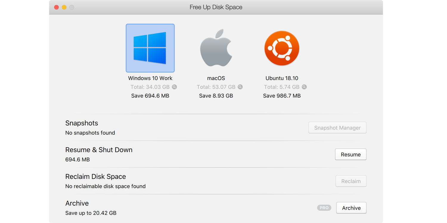 A long time VMware Fusion user tries Parallels Desktop 14