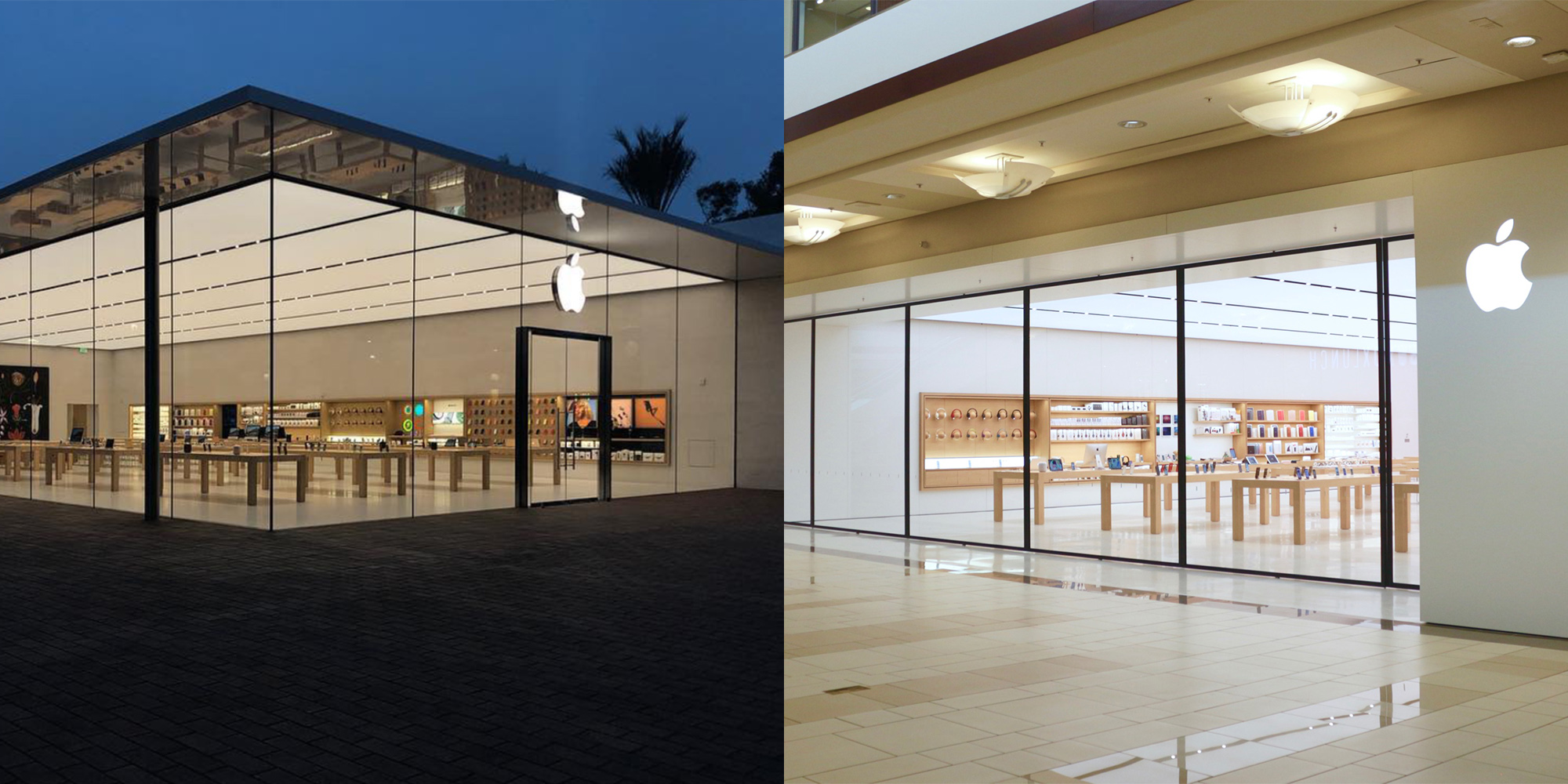 P Os Apple Welcomes Customers To New Stores At Orland Square Mall Irvine Spectrum Center