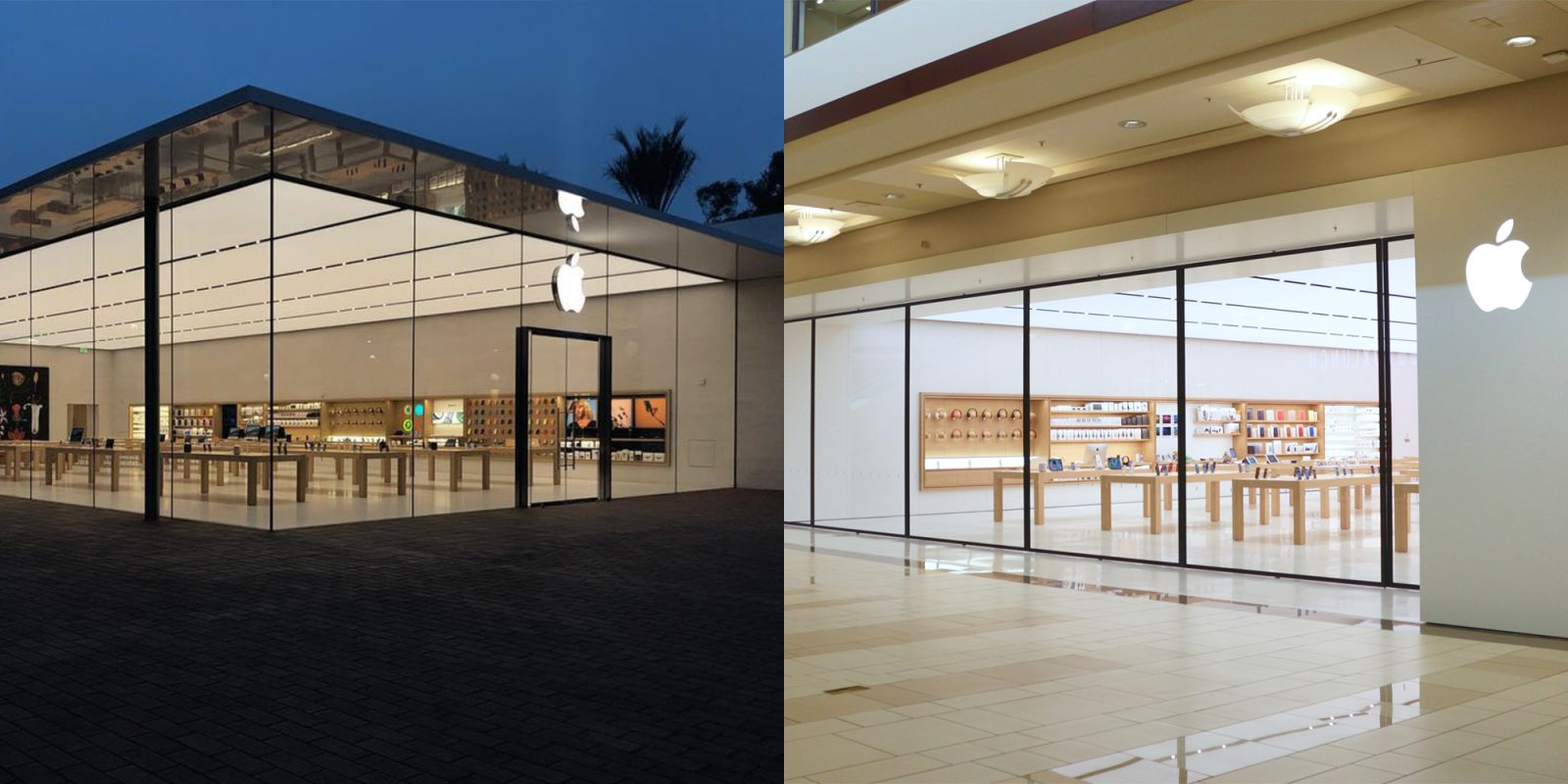 Photos: Apple welcomes customers to new stores at Orland Square Mall, Irvine Spectrum Center