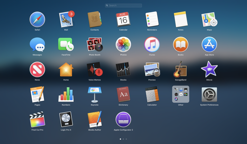 Tips for making Launchpad a useful app launcher for Mac