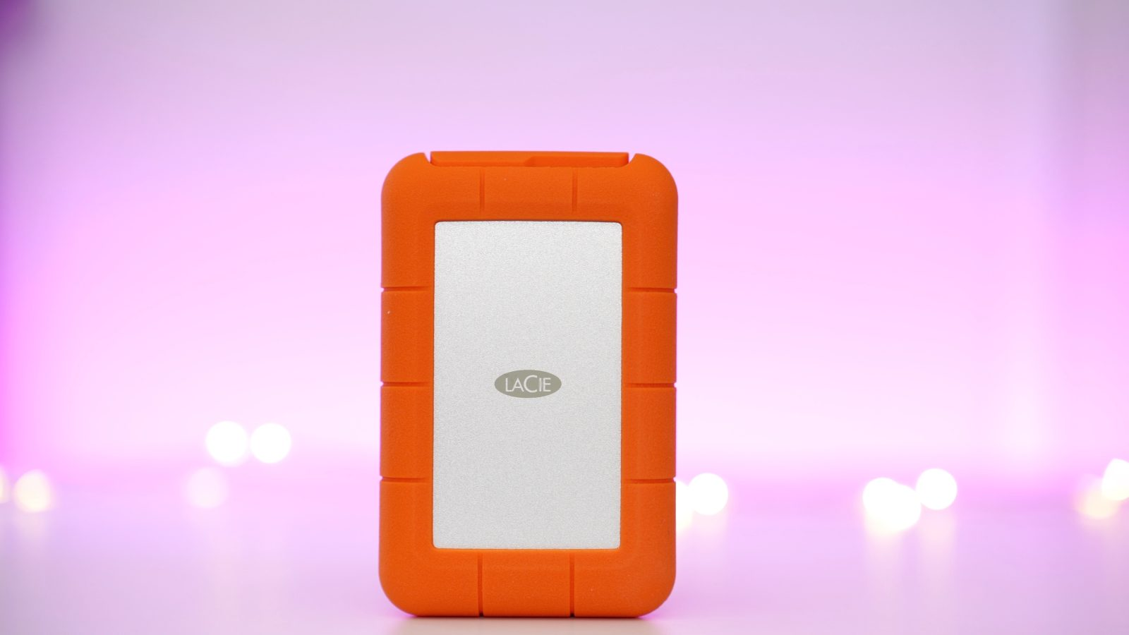 Review: Lacie Rugged RAID Pro - primed for on-the-go SD Card