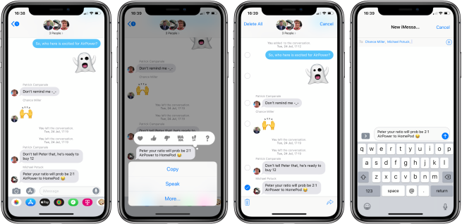 iPhone: How to forward iMessages or SMS - 9to5Mac