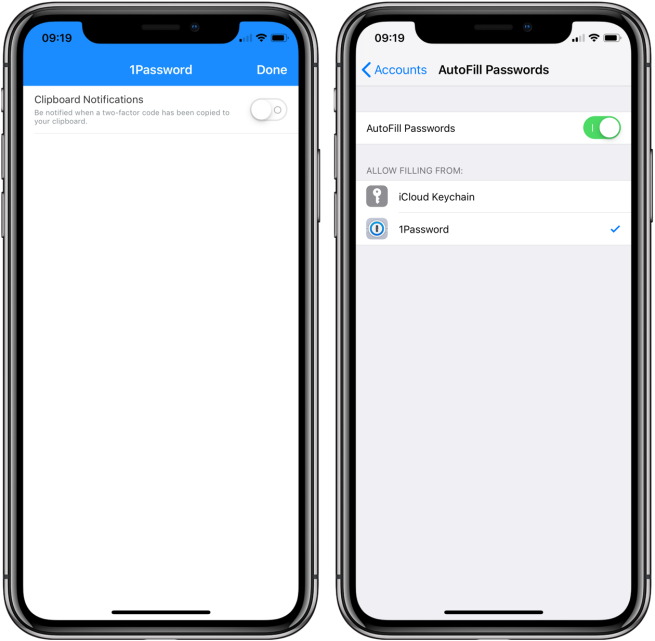 Hands-on with 1Password and iOS 12's Password AutoFill feature