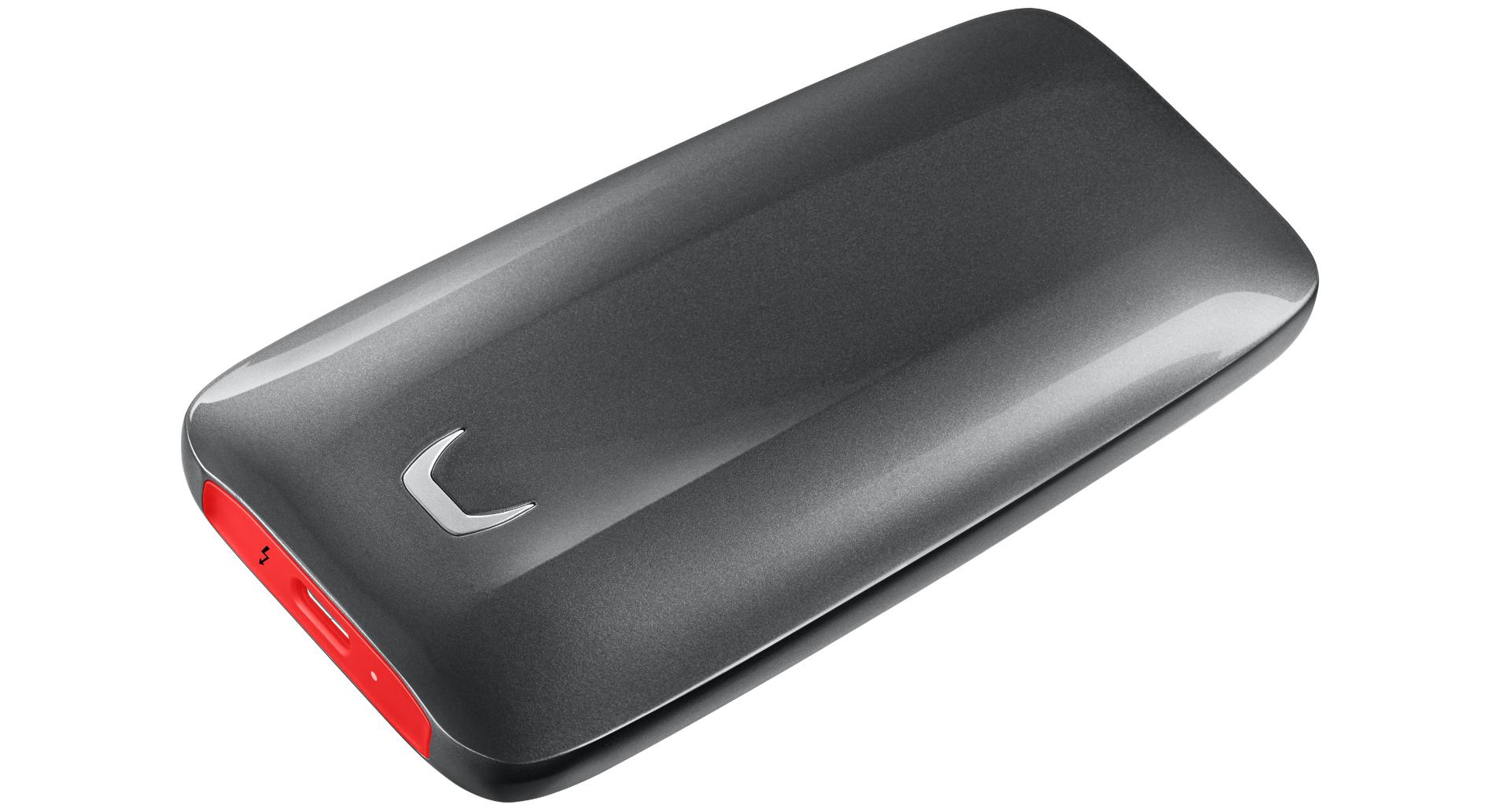 Samsung ra mắt PORTABLE SSD X5, ổ cứng SSD di động thế hệ thứ 3 của hãng với tốc độ cực nhanh