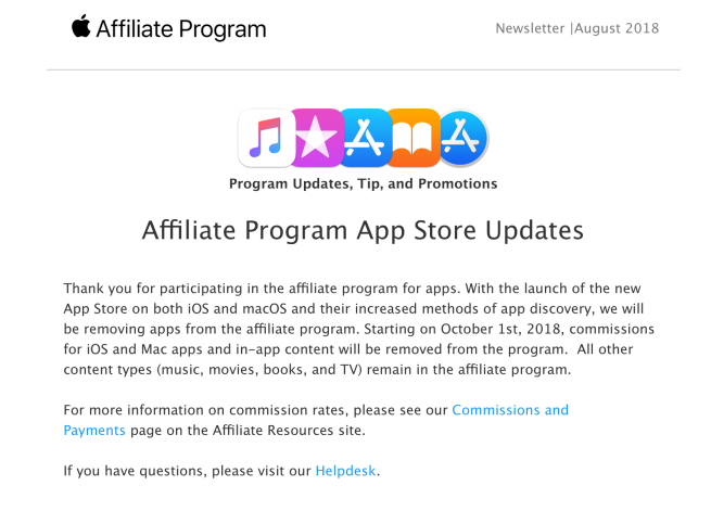Apple says it is removing apps & in-app purchases from its iTunes