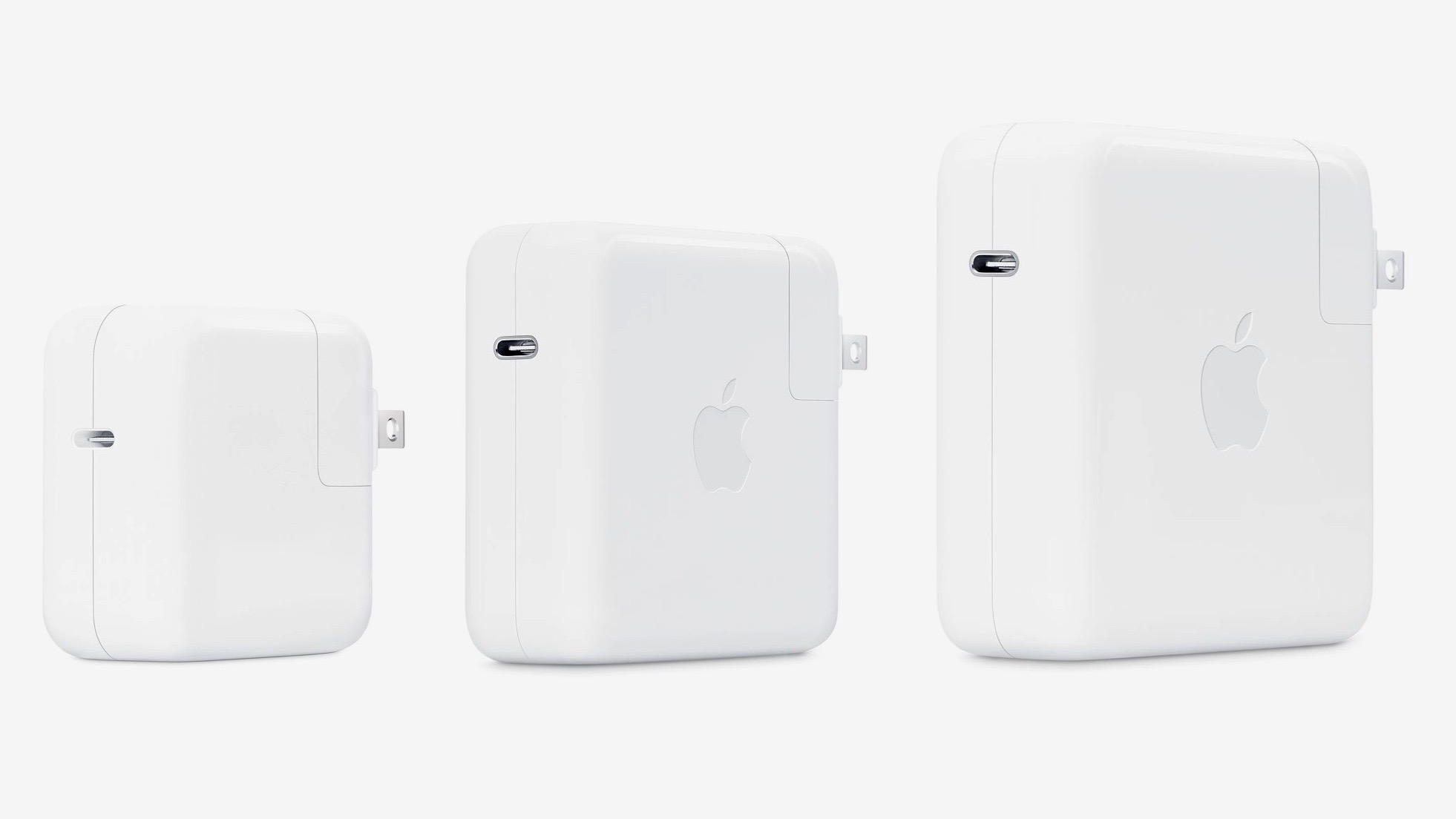 can you use macbook pro chargers for iphone and ipad fast charging