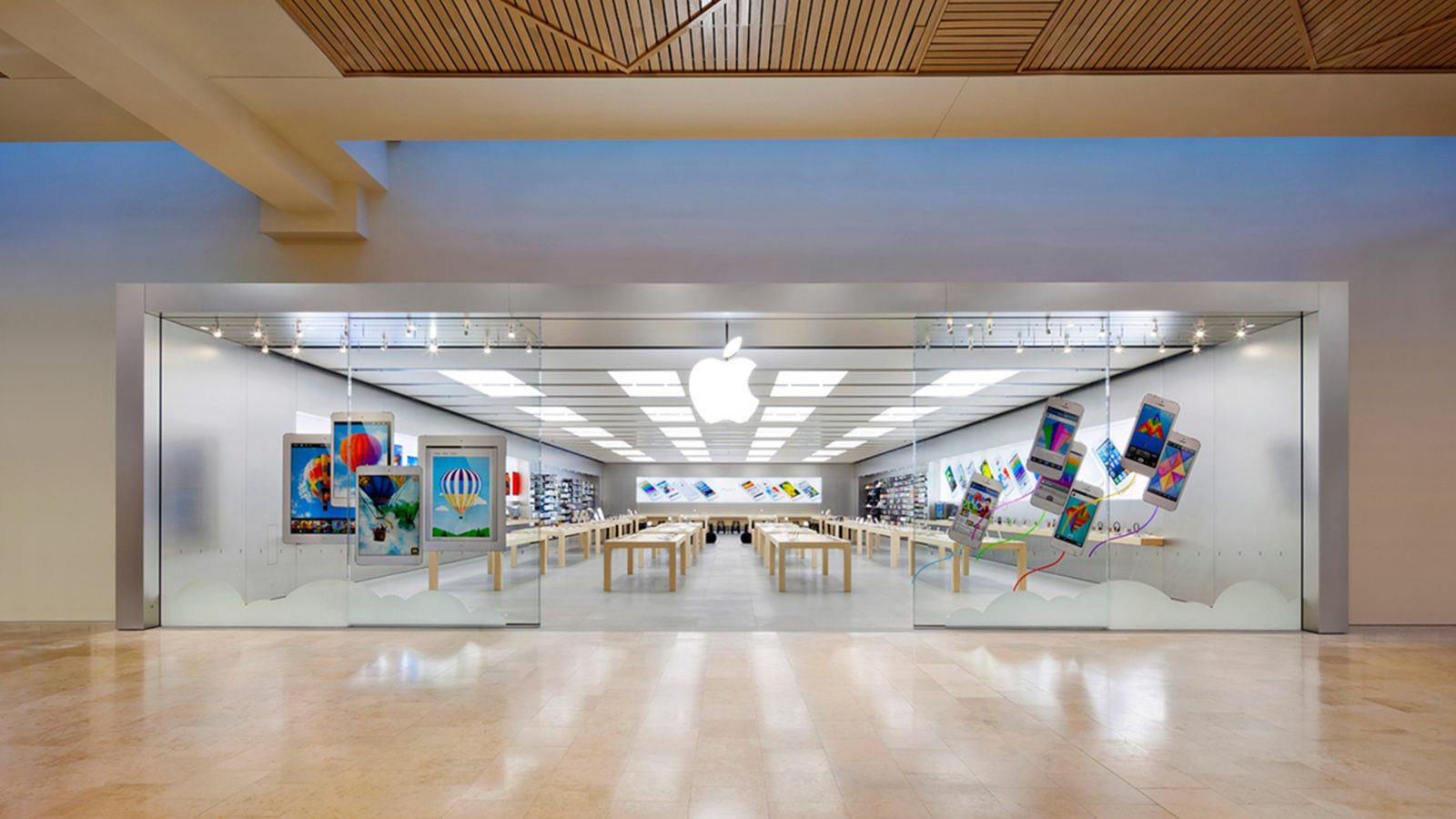 Apple's SouthPark store in Charlotte, NC reopening September