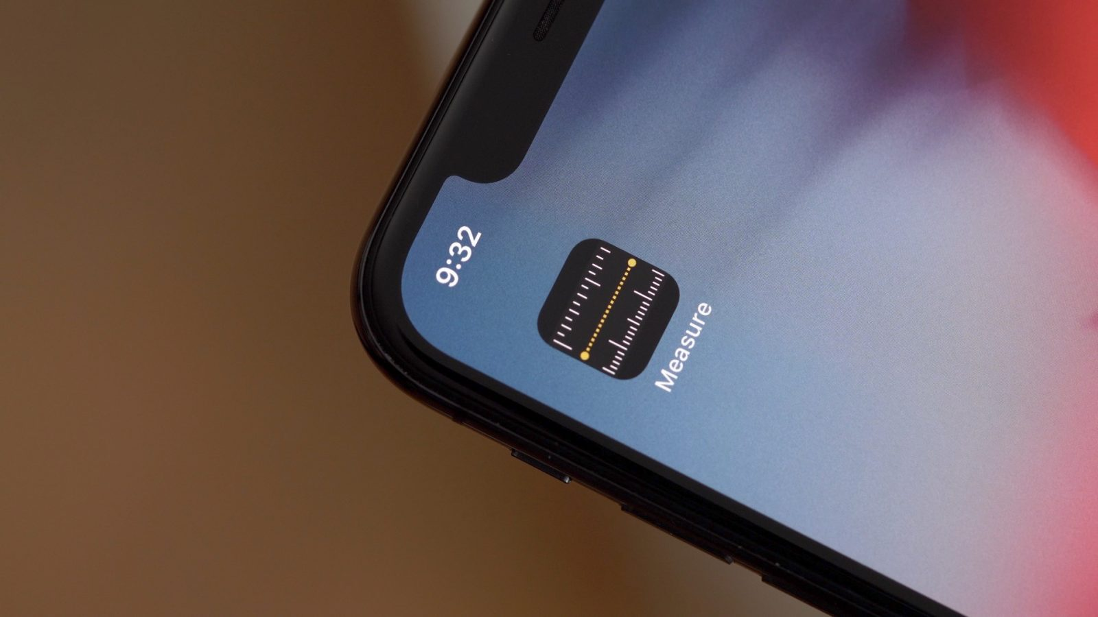 measure ios 12