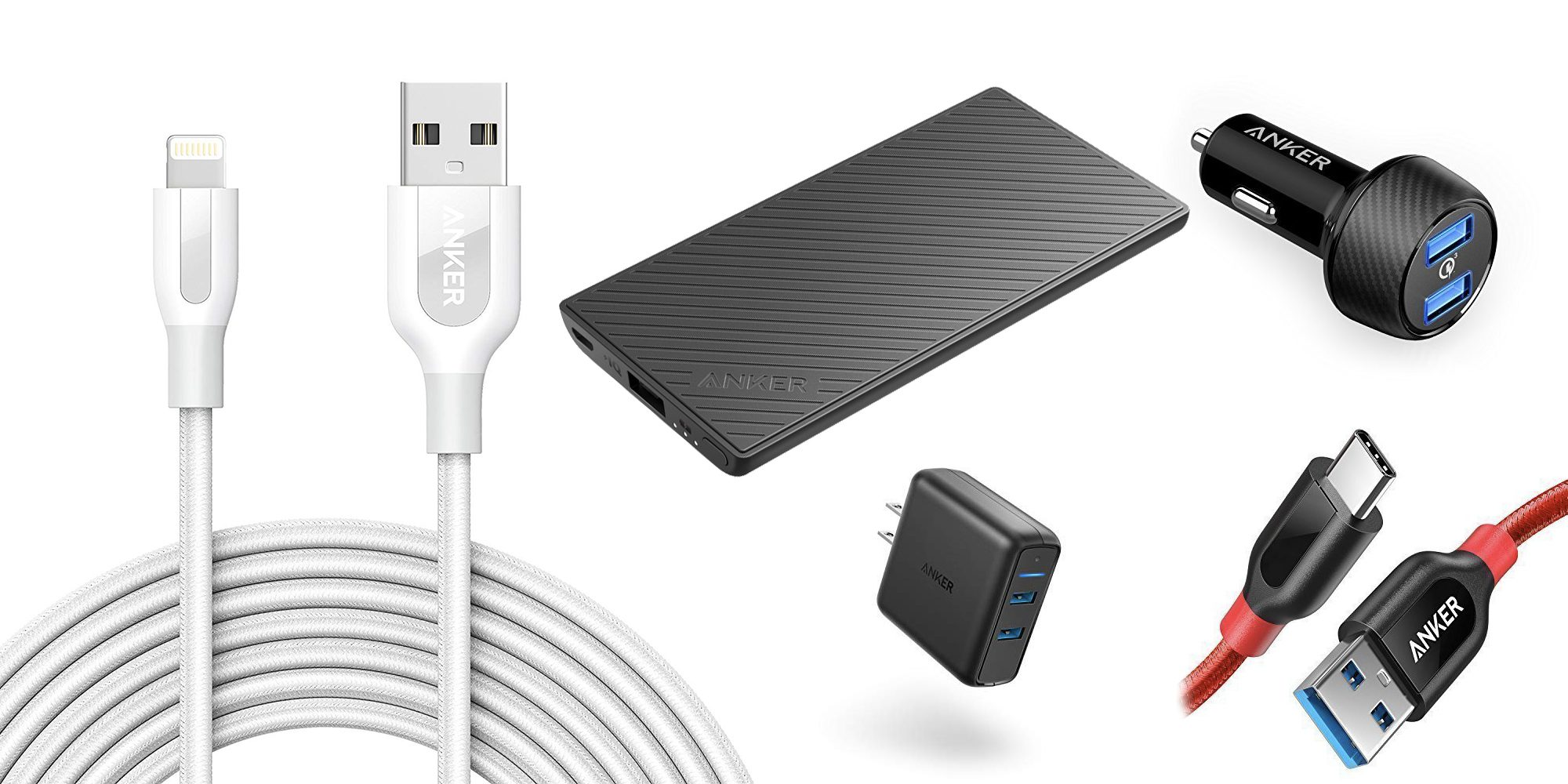 9to5Toys Lunch Break: Anker 1-Day Accessory Sale from $8, BOGO 20% off iTunes GC, Bose QC 35 II Headphones $299, more