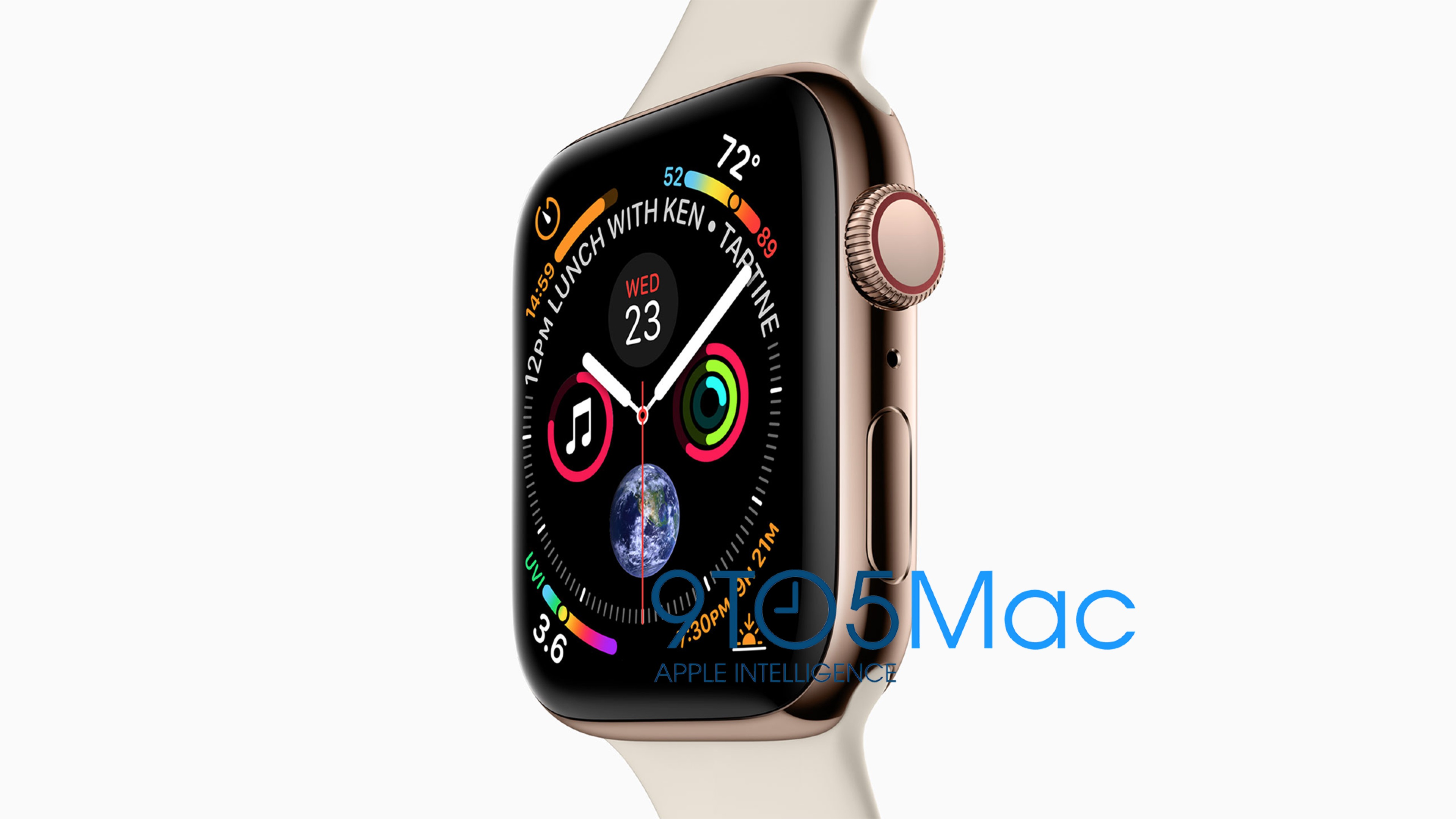 Exclusive Apple Watch Series 4 Revealed Massive Display Dense Watch Face More 9to5mac