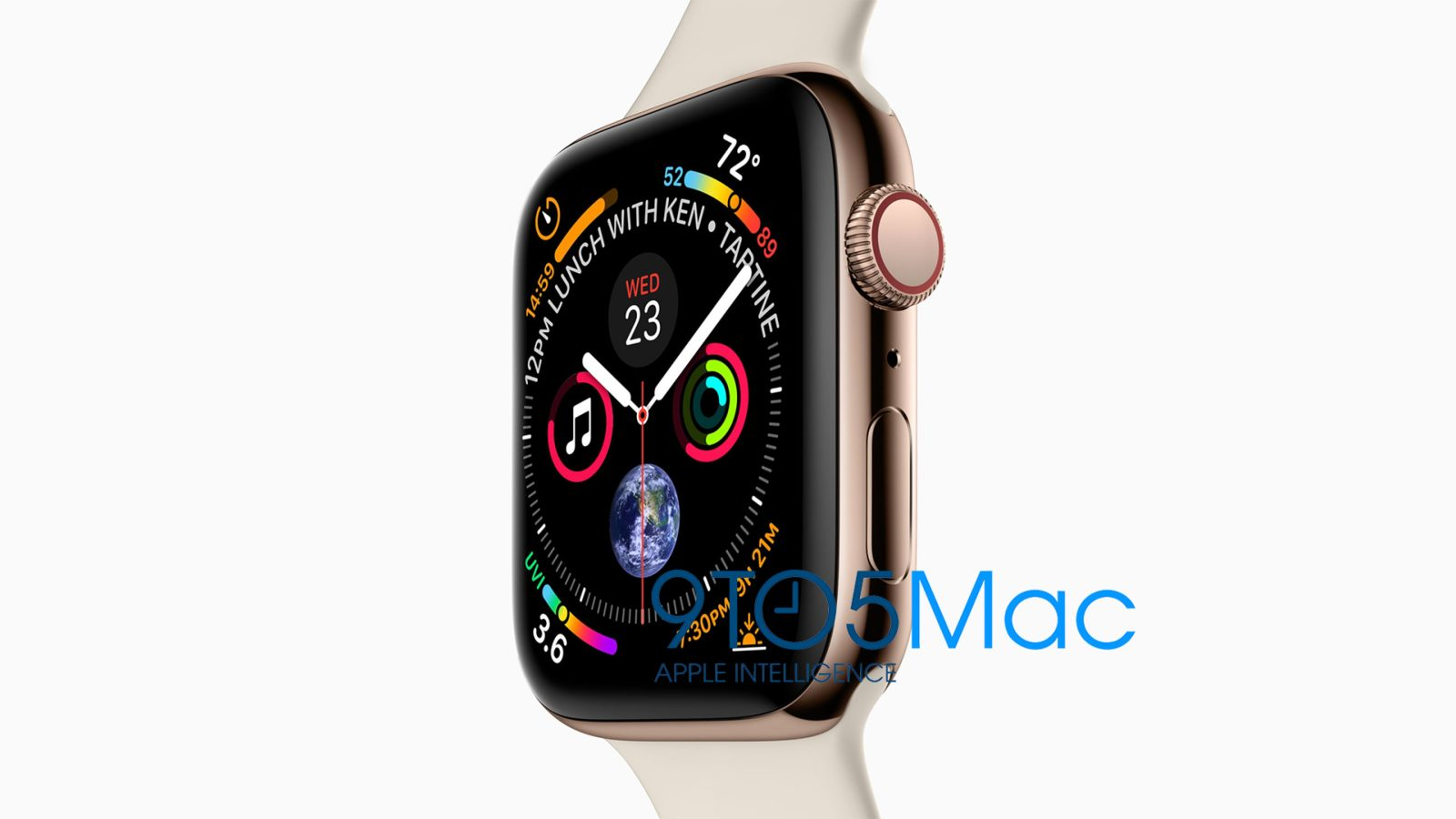 7756d46d6a1b Exclusive  Apple Watch Series 4 revealed — massive display